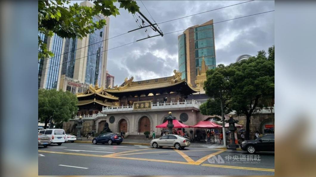 圖/中央社 台2:30解除海警 璨樹13日可能登陸上海防汛如臨大敵