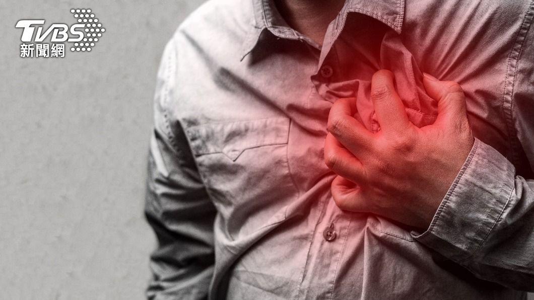 如心臟有不適症狀,要盡早就醫治療。(示意圖/shutterstock達志影像) 注意心肌炎「7症狀」 醫警告:一開始無感數小時後死亡