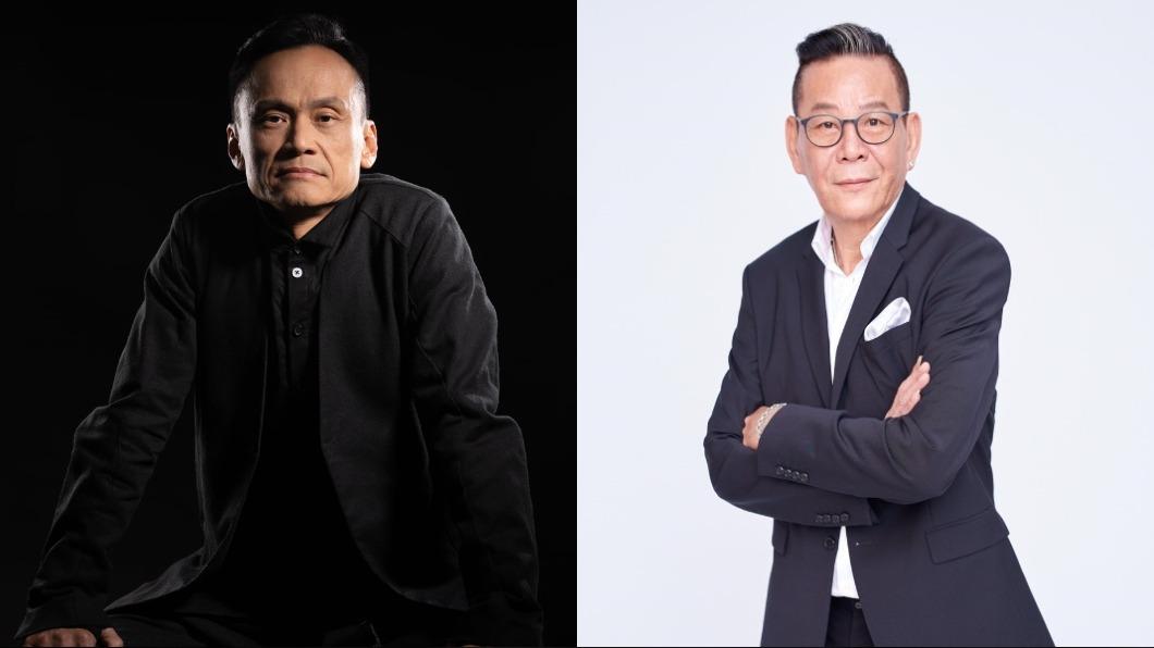 陳以文(左)曾與龍劭華在電影《陽光普照》中合作。(圖/翻攝自臉書) 獨/龍劭華驟逝太突然 影帝嘆:還看他在臉書上很活躍