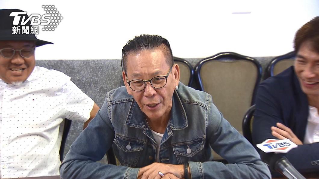 圖/TVBS資料畫面 藝人龍劭華昏倒猝逝享壽68歲 今將相驗查明死因
