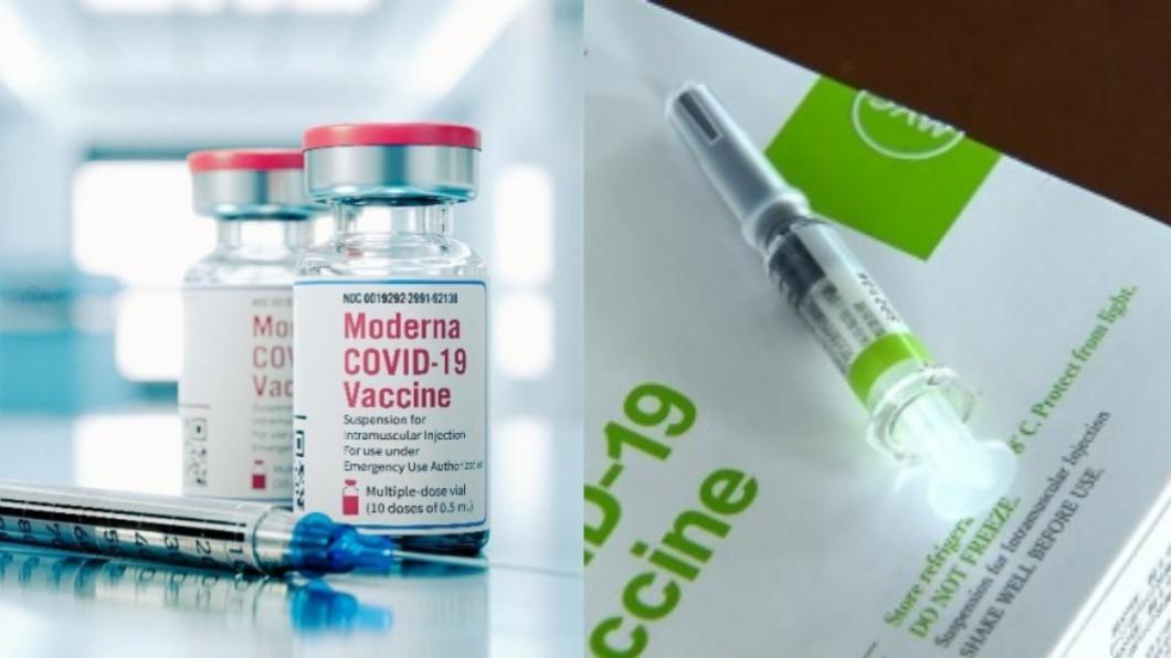 AZ、莫德納第二劑混打高端疫苗試驗進度曝光。(示意圖/shutterstock達志影像、食藥署提供) 莫德納等不到第二劑?最快10月底有望「混打高端」