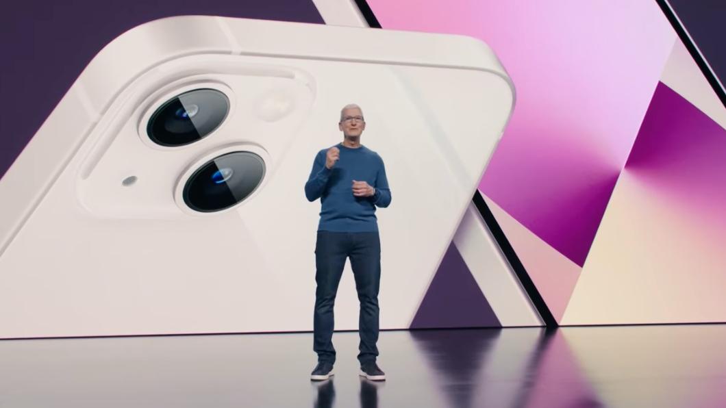 蘋果在秋季發表會發表新款iPhone及iPad。(圖/翻攝自Apple) 蘋果發表會一次看!除了iPhone 13還有最大亮點
