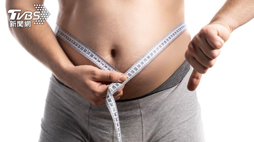 一天只要兩分鐘做了一個簡單的運動就可以神奇瘦身。(示意圖/shutterstock達志影像) 不學會後悔!每日只要2分鐘 日本神速甩肉操教你輕鬆瘦