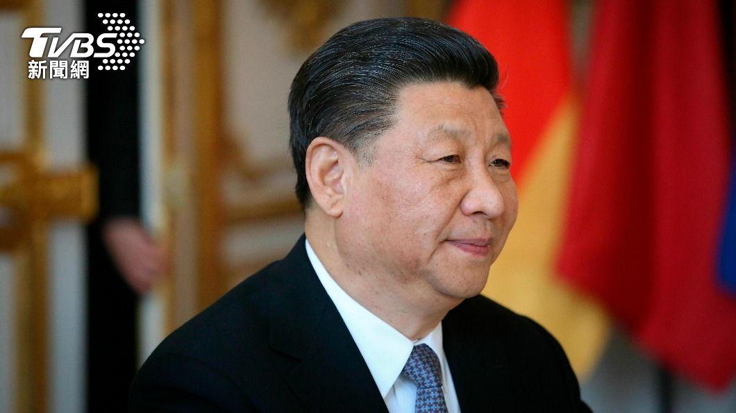 中國國家主席習近平。(圖/達志影像美聯社) 陸舉辦疫情後首個大型運動會 習近平將出席