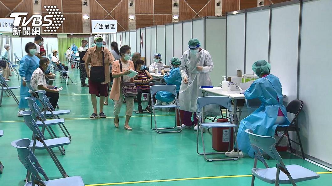 國內疫苗接種對象擴大中。(圖/TVBS資料畫面) 新冠肺炎未來感冒化?台大醫認同曝「這族群」要小心