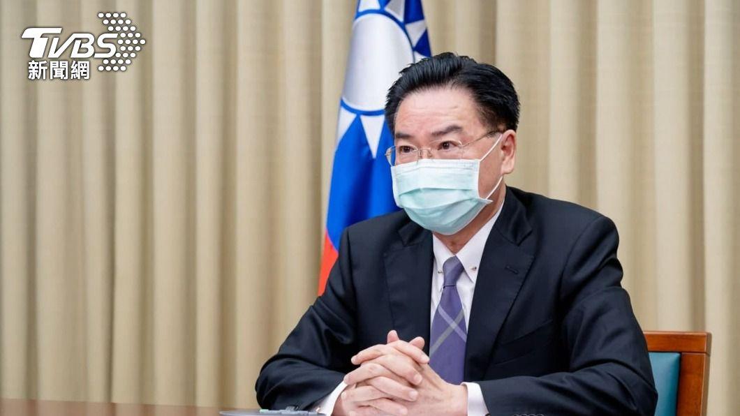 外交部長吳釗燮。(圖/中央社) 首談正名 吳釗燮:華府好友了解「台灣」重要性