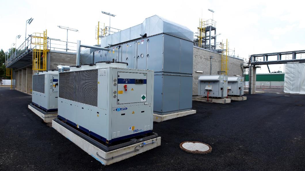 圖/達志影像路透 日本進化「儲氫合金」結合太陽能 雙綠能發電