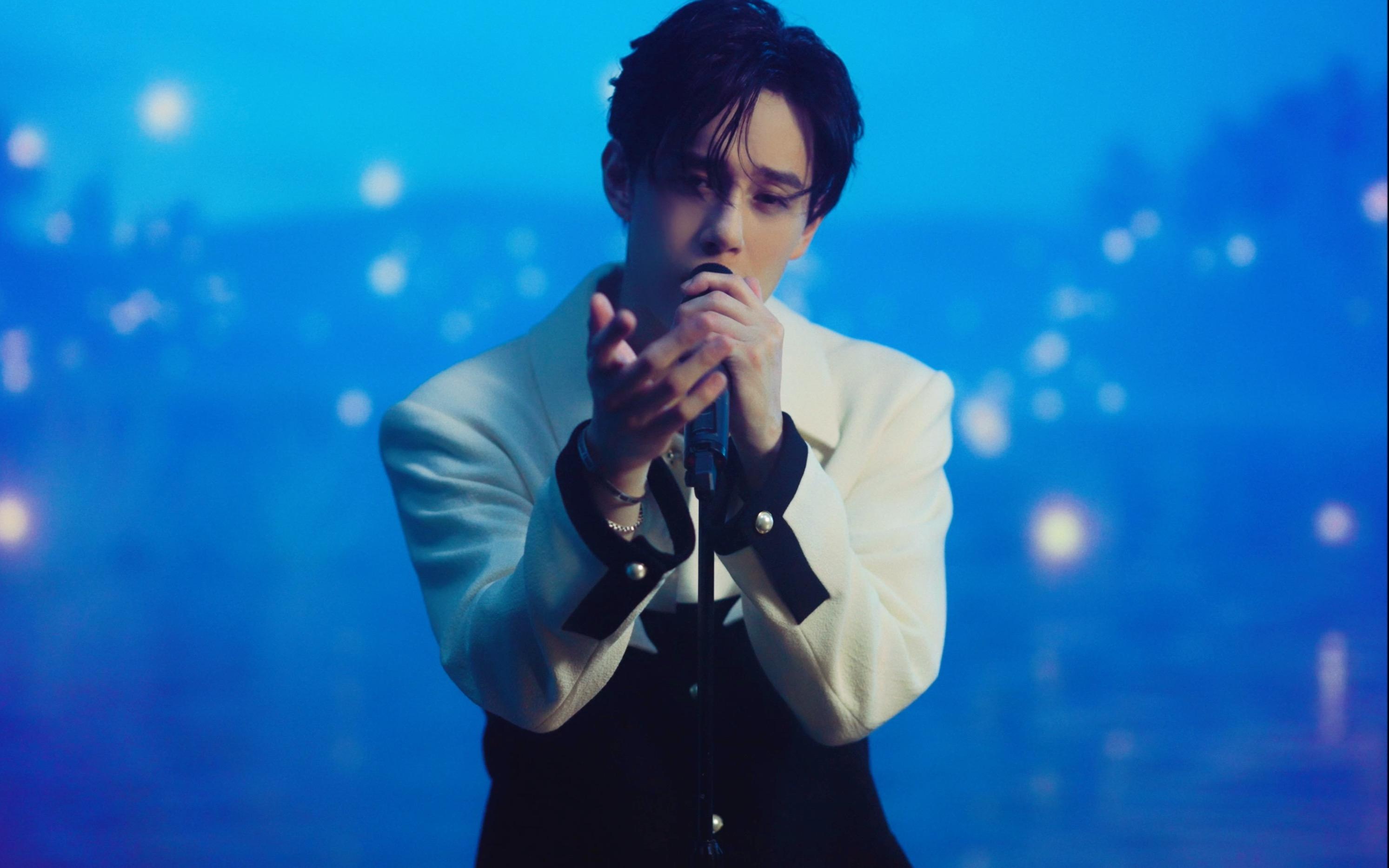 孫麥傑拍攝最新單曲〈HER〉MV。(圖/誠葳廣告提供) 孫麥傑MV細磨1200小時「像談戀愛」 網讚:超質感