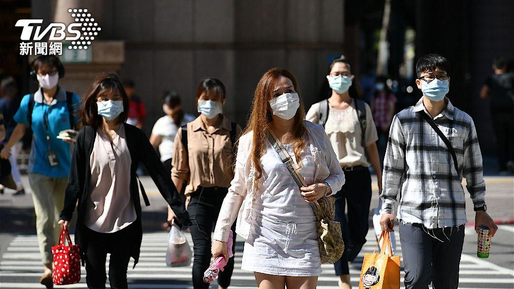 國內累計逾1.6萬人確診新冠肺炎。(示意圖/shutterstock達志影像) 連假首日好消息! 今本土、死亡又見「+0」