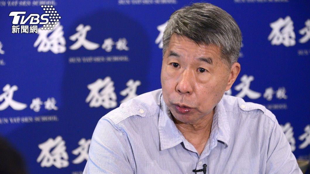 國民黨主席候選人張亞中。(圖/TVBS資料畫面) 遭指性侵女學生、有婚外情 張亞中轟:惡質攻擊該收手了