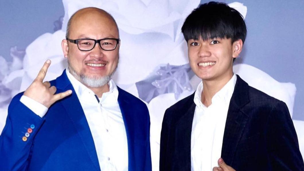 劉亮佐跟兒子目前都在台北海大。(圖/翻攝自劉亮佐 / Renzo Liu臉書) 兒榜首考進台北海大!劉亮佐接系主任怕尷尬:有先問他