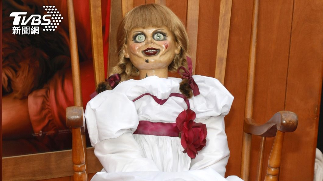 英國男子發現舊娃娃藏有殺人紙條與電影《安娜貝爾》情節相似(示意圖/shutterstock達志影像) 《安娜貝爾》翻版!英男新家找到舊玩偶 紙條留「我殺了前屋主」
