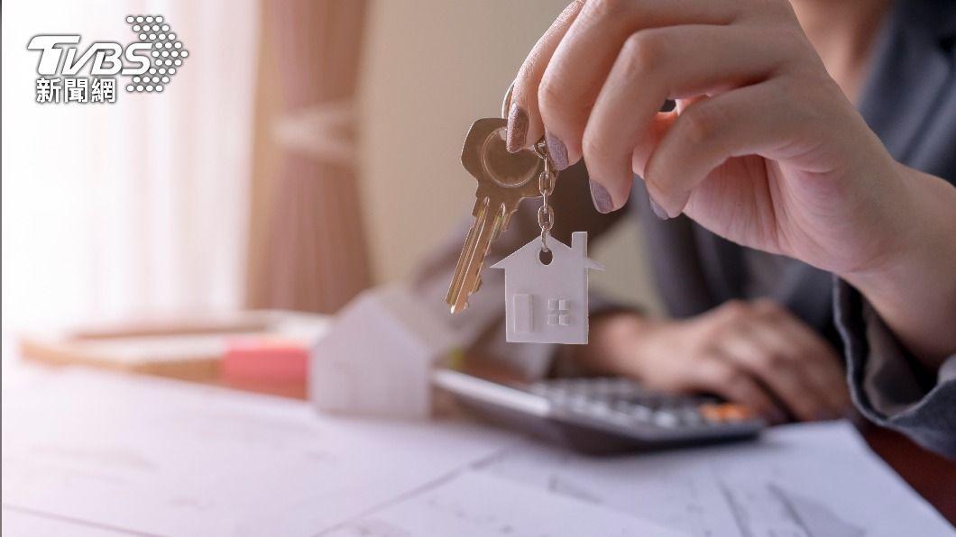 買房是許多人的夢想之一。(示意圖/shutterstock達志影像)  買不起房還要被嘲諷!租屋族的「10大心酸」你中了嗎