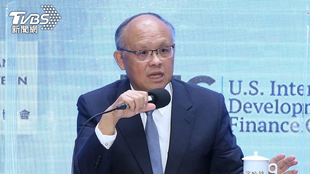 鄧振中表示,台灣申請加入CPTPP需處理福島食品問題。(圖/中央社) 申請CPTPP後下一步 鄧振中:福島食品需要面對處理