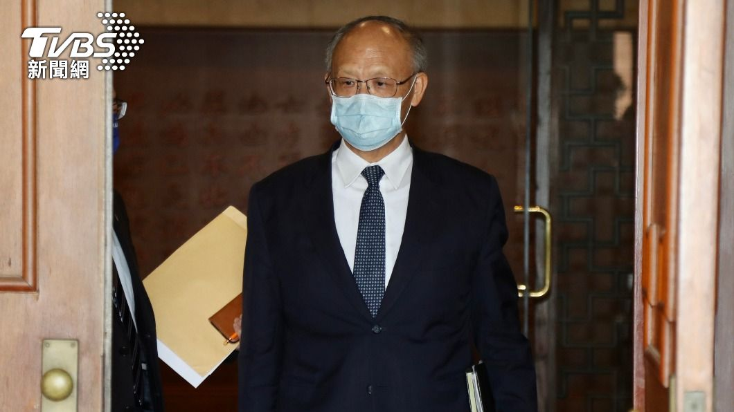 政院經貿談判辦公室總談判代表鄧振中。(圖/中央社) 陸如先入CPTPP 鄧振中:台灣申請案將有風險