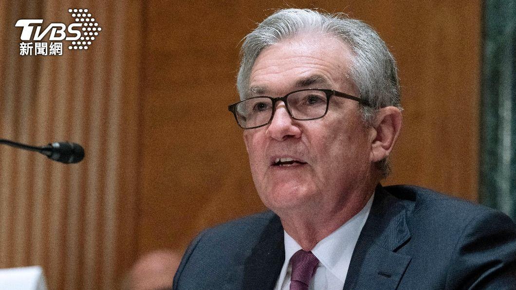 美聯準會主席鮑爾。(圖/達志影像美聯社) 美國債務違約風險迫切 聯準會警告:恐大傷經濟