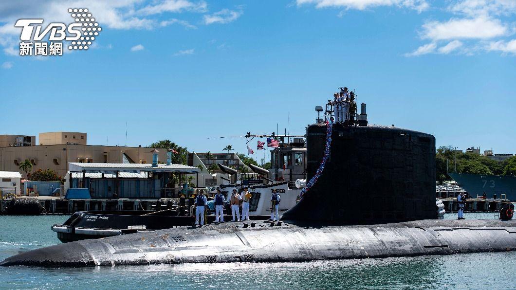 澳洲轉而向美國購買核動力潛艦。(示意圖/AP) 打破沈默!法潛艦承包商批澳洲毀約 將「精算」成本求償