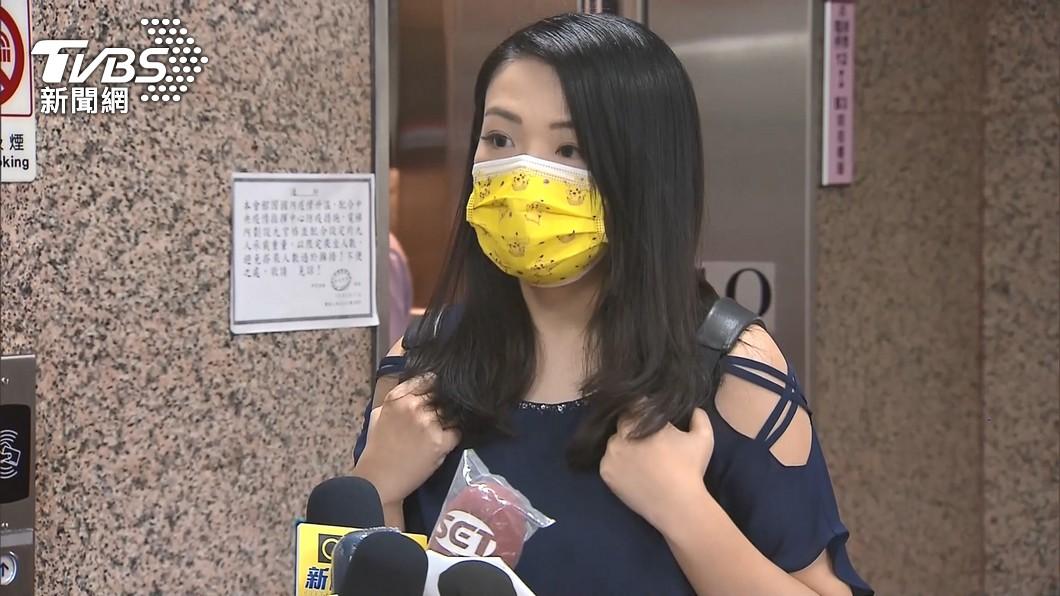 高虹安。(圖/TVBS) 遭網軍圍攻!高虹安被控假學歷 柯文哲:代表她是一個咖