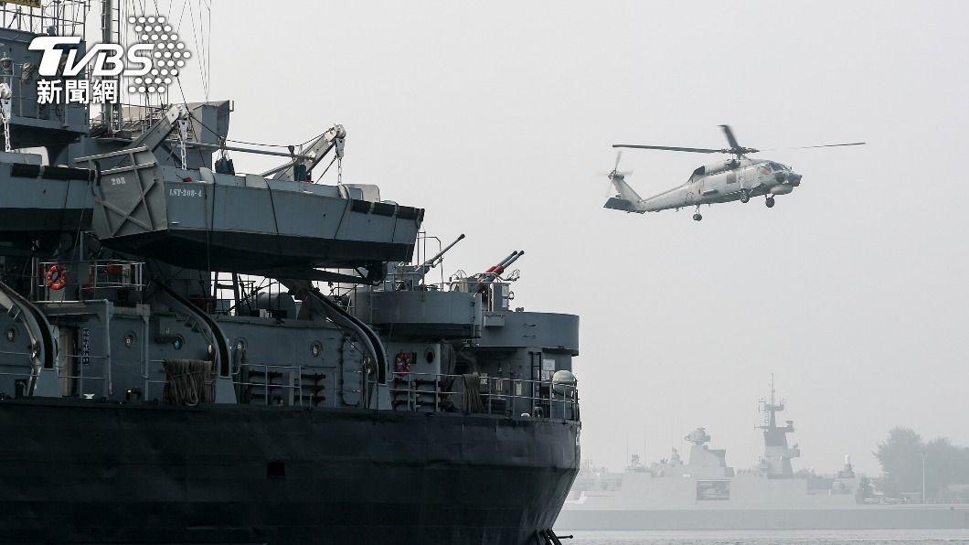 (圖/中央社資料照) 美眾院建議邀台參與軍演 學者:有助台灣安全保障