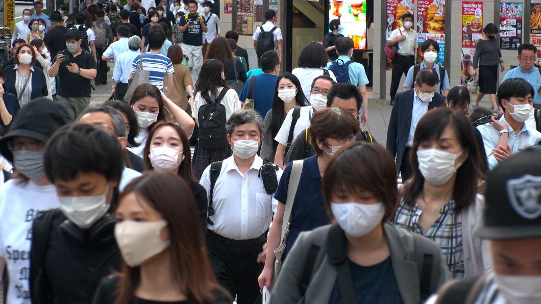 圖/shutterstock 達志影像 日本「突破性感染」增加 醫界警告:第六波必來!