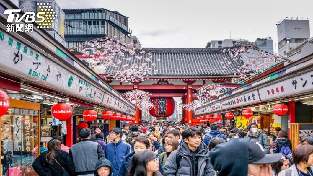 日本是許多人熱愛前去旅遊的國家之一。(示意圖/shutterstock達志影像) 首次去日本驚見1景象超震撼 網揭內幕:會留底案