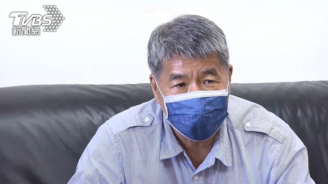 張亞中。(圖/TVBS) 財力、人脈都輸綠!張亞中嘆藍營「假團結」 曝救黨唯一解
