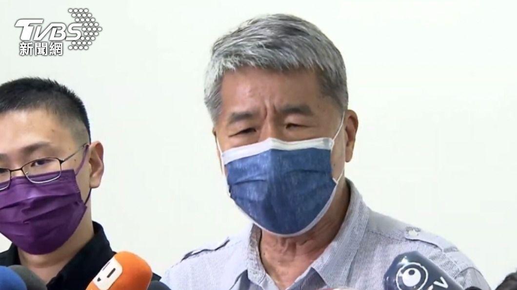 孫文學校總校長張亞中。(圖/TVBS資料畫面) 爭藍黨魁失敗選2022?張亞中曝下一步:願當對抗角色