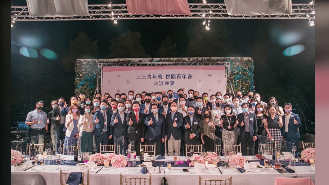 青年企業家交流疫情後新局面 鄭文燦出席為產業打氣