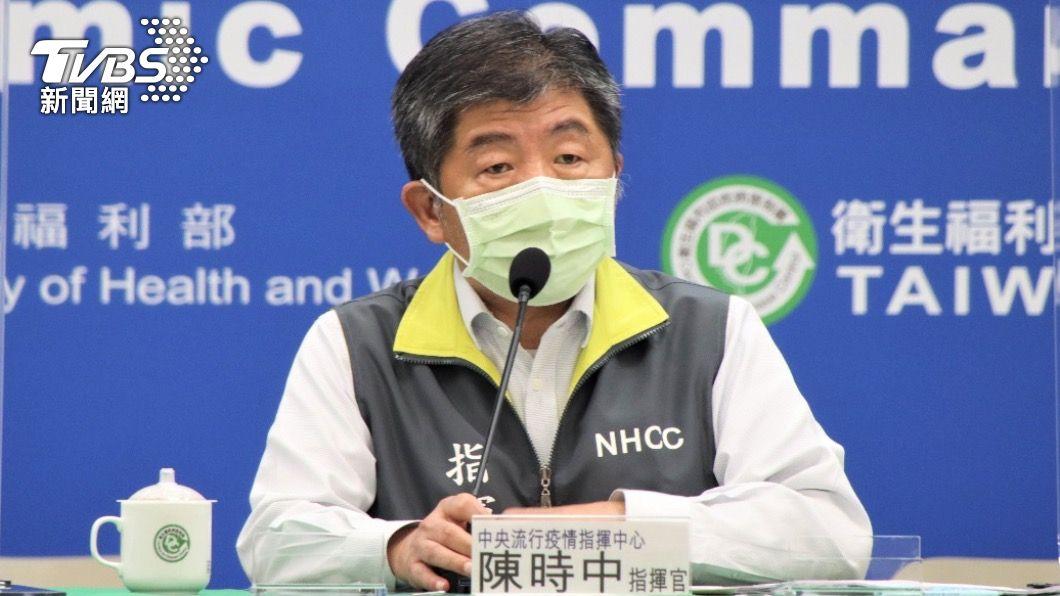 衛福部長陳時中。(圖/TVBS資料畫面) 恩主公醫院誤打疫苗 陳時中:當然會懲處