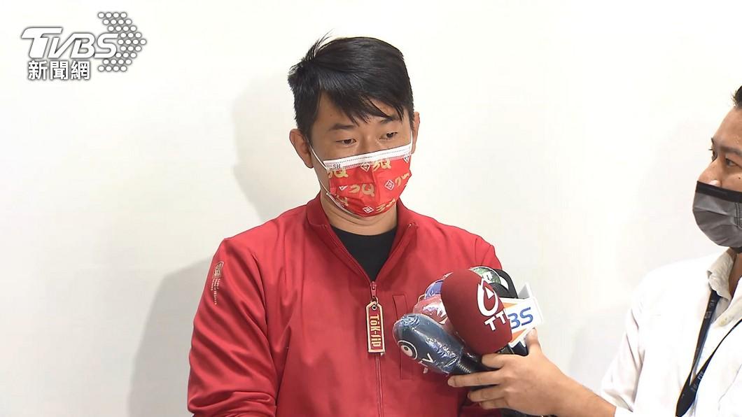基進黨立委陳柏惟。(圖/TVBS資料畫面) 面對刪Q直球對決 陳柏惟呼籲:讓我繼續留在立院做事