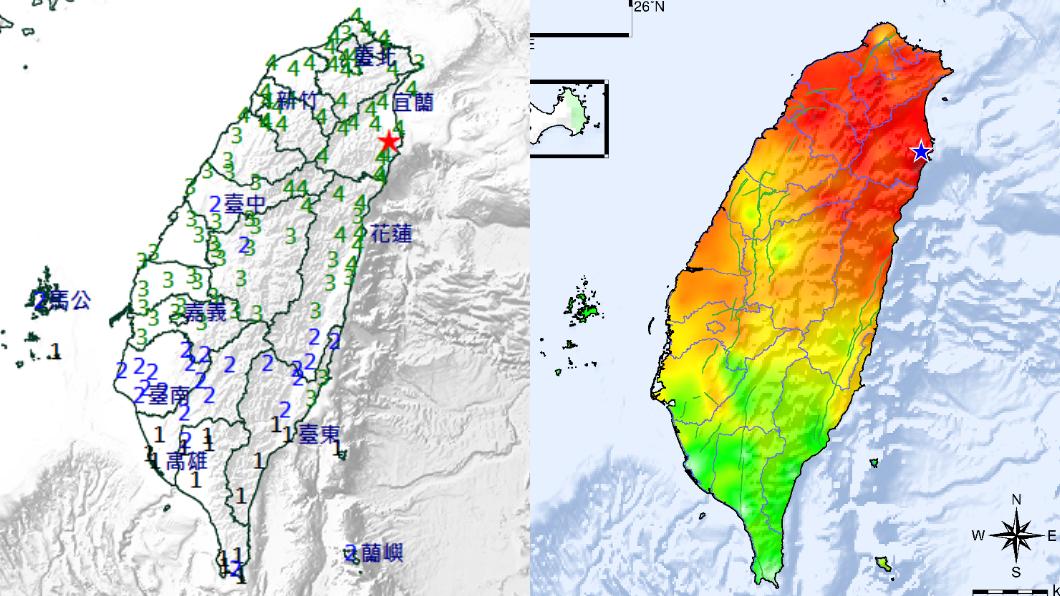 6.5地震 回顧過往「規模6↑」致災性強震
