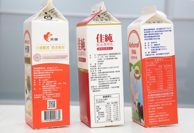 【鮮奶不鮮】天天在喝 這三家都使用冰磚奶
