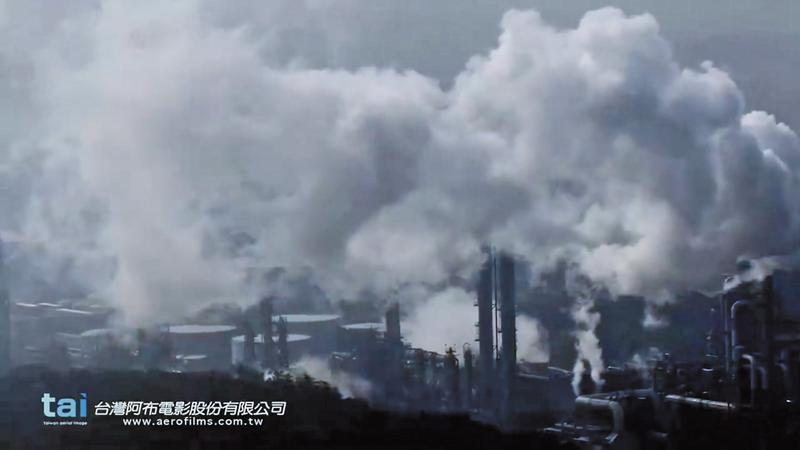 【山河仍破碎】齊柏林關注空污問題 新片預告特別突顯