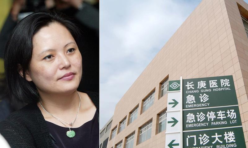 【台塑王家金雞母】付出20年青春 王瑞慧是家族最懂長庚醫院