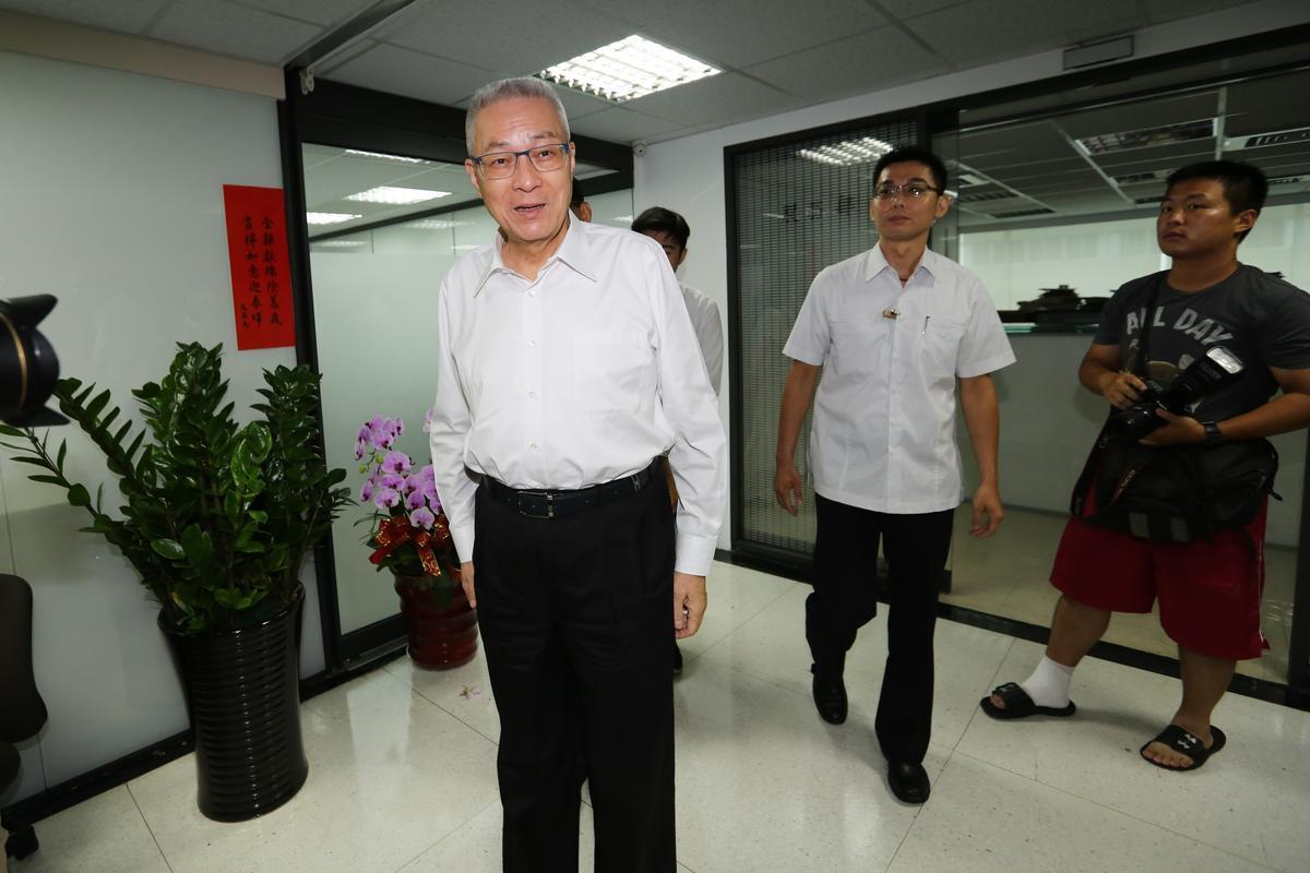 國民黨準主席吳敦義布局2018年縣市長選舉,目標守住新北市、奪回台北市,台中市和桃園市至少拿一都。