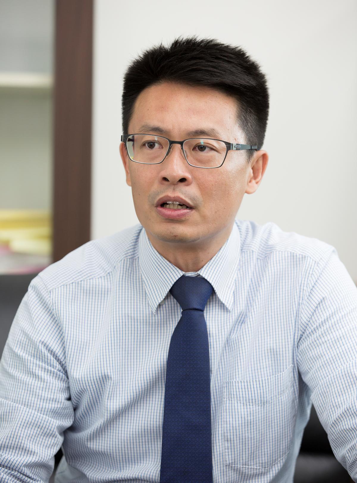高雄橋頭地檢署主任檢察官徐弘儒。