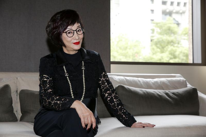 67歲得終身成就獎 徐楓放下憂鬱症再創電影版圖