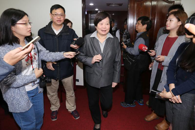 一例一休火上加油 勞動部長林美珠超狂語錄