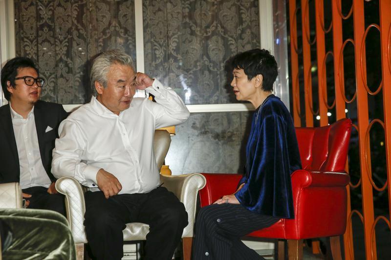 【金馬54慶功】金馬影帝涂們想討好張艾嘉 結果全搞砸了