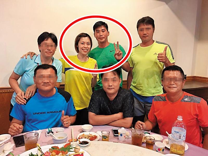 陳詩欣不道歉 被爆早跟不倫戰友「睏作伙」