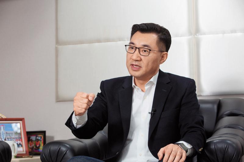 台中淪六都最低薪 江啟臣:優先改變產業結構