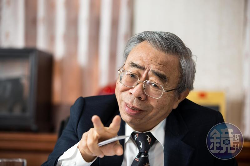 圖/鏡週刊 總裁另一面/兩岸關係冷到爆 王文淵這樣建議蔡總統