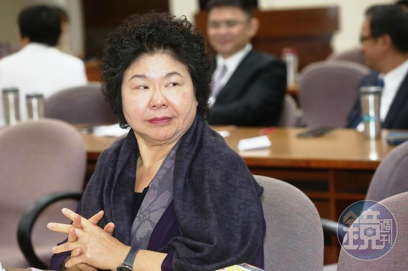扁爆陳菊接總統府祕書長內幕 竟與「她」有關
