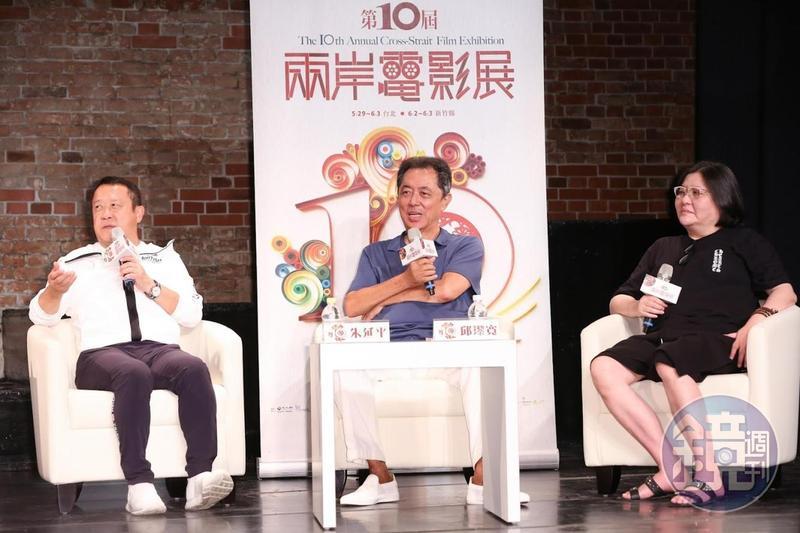 圖/鏡週刊 喜劇三泰斗爆笑對談 曾志偉爆料「為什麼張曼玉要跟我走也不選黎明」