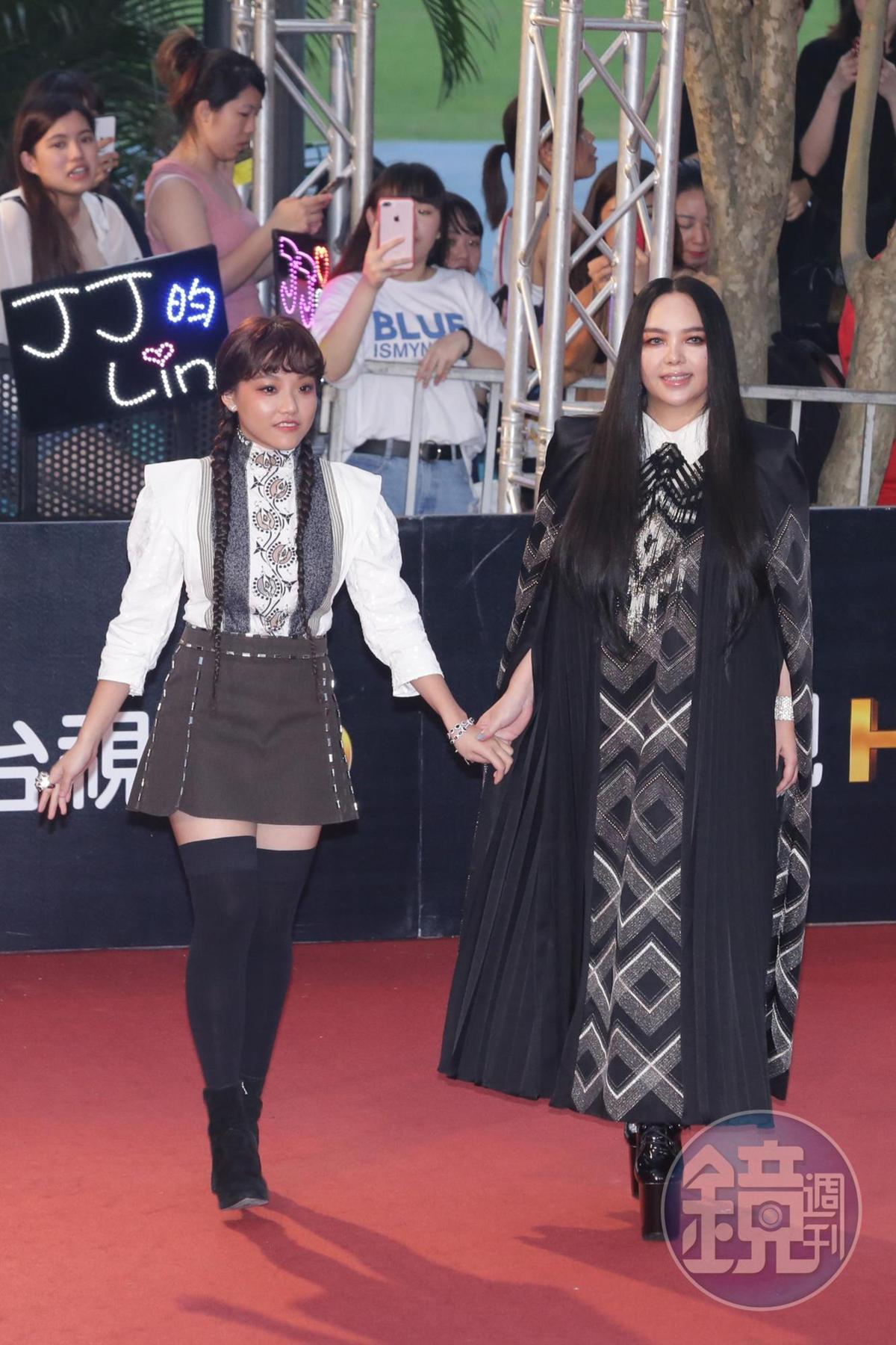 張惠妹被初選評審袁永興稱有「嚴重失誤」,金曲獎只獲得一個獎項。