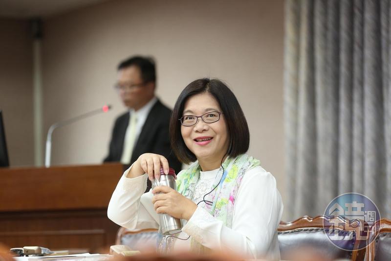 圖/鏡週刊 管碧玲接任教長?黨政高層「未定案」