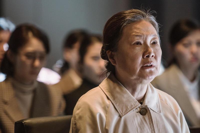 「國民媽媽」金海淑扮慰安婦奶奶 跨海狀告日本政府