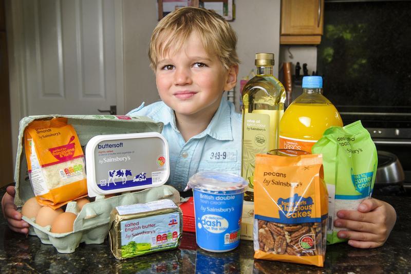 生酮飲食早期曾被用於治療兒童癲癇症。(東方IC)