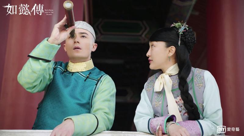 少女專業戶周迅踢鐵板 《如懿傳》被譏像《戲說台灣》