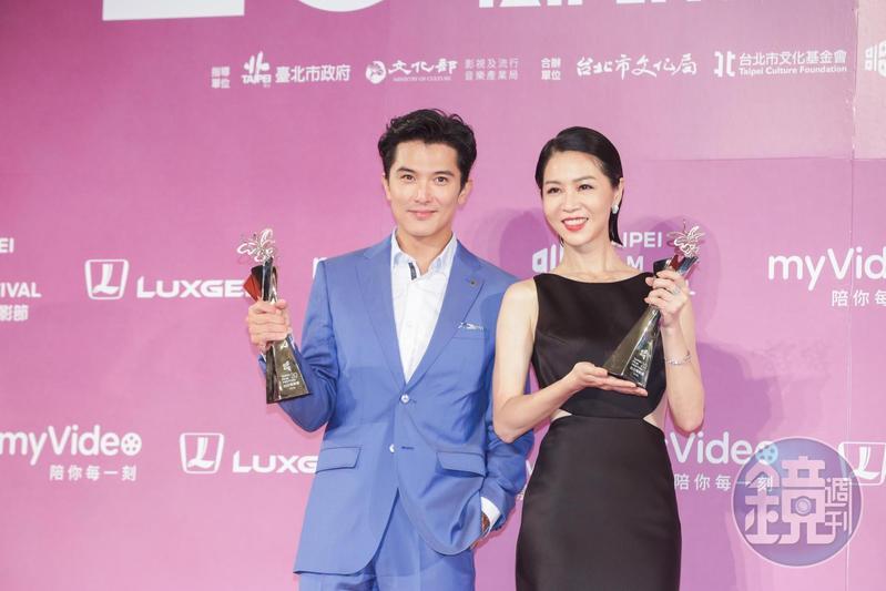 邱澤、謝盈萱代表台灣搶帝后 最大遺珠是他們